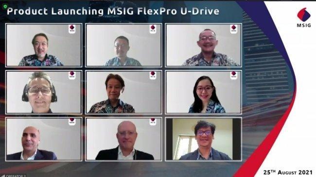 MSIG Targetkan Premi Rp 50 Miliar dari Produk Asuransi dengan Layanan Telematika