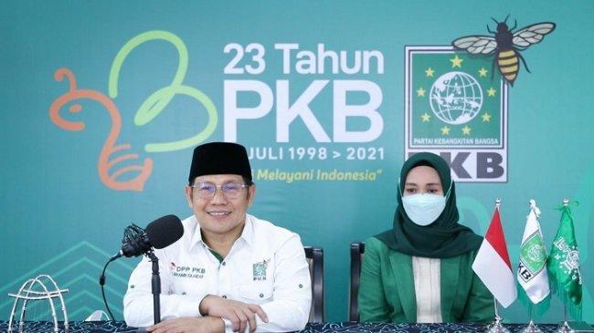 Muhaimin Iskandar Minta Kader PKB Kampanyekan Gagasan dan Perjuangan Lewat Medsos
