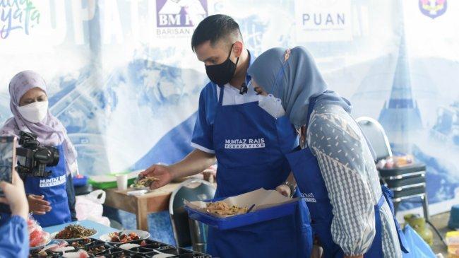 Mumtaz Rais Hadiri Ground Breaking Kantor DPD PAN Sleman Yogyakarta