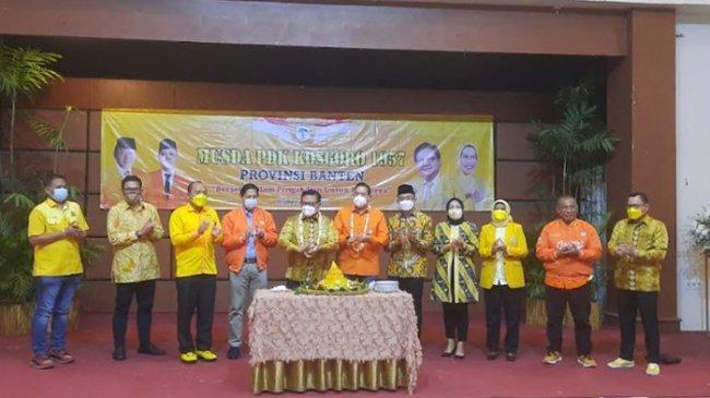 Banten Potensial Penyumbang Suara Pileg dan Pilpres Partai Golkar