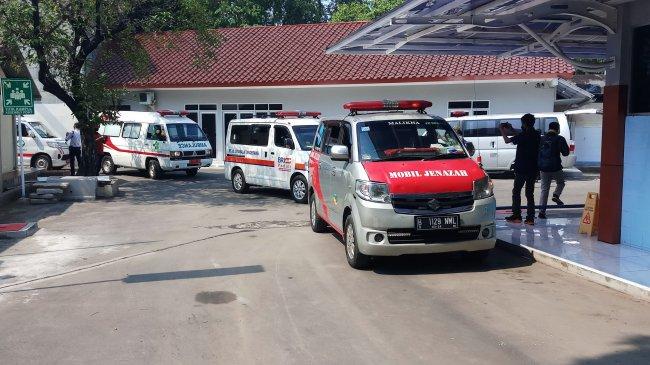 10 Korban Kebakaran Lapas Kelas I Tangerang Dirawat di RSUD, Satu Orang Alami Patah Tulang