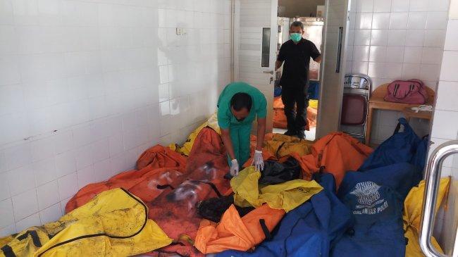 3 Korban Kebakaran Lapas Tangerang Diupayakan Bisa Teridentifikasi Cepat, Tim DVI Telisik Sidik Jari