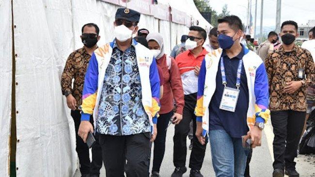 Pastikan PON XX Papua Berlangsung Kondusif, Kepala BNPT Tinjau Langsung Lokasi Perlombaan