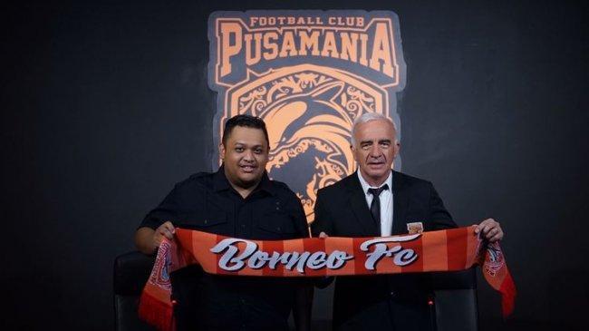 Geram Mario Gomez Mundur Sepihak, Borneo FC Mau Lapor FIFA