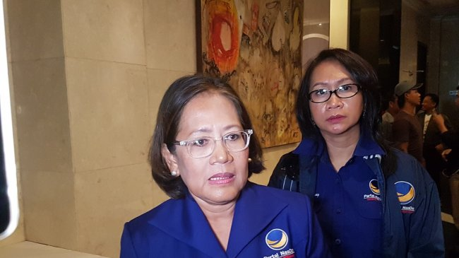 Ketua DPP Nasdem Emmy Hafild Tutup Usia, Ini Profilnya