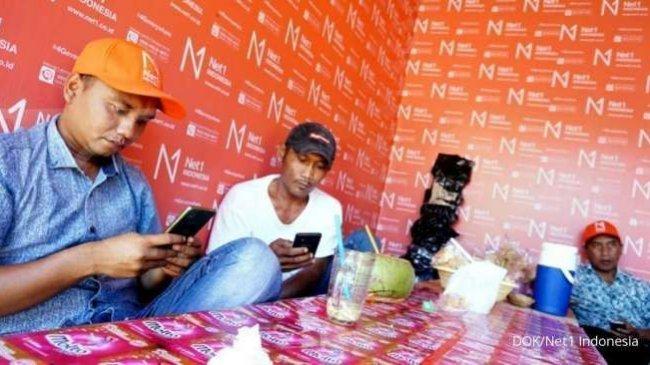 Wajah Baru Net1, Hadir untuk Atasi Kesenjangan Internet di Pelosok