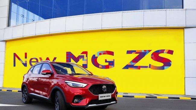 New MG ZS Resmi Meluncur, Apa Saja Pembaruannya?