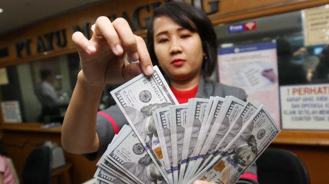 Rupiah Hari Ini Menguat Tipis, Penguatan Masih Terganjal Suku Bunga The Fed dan BI
