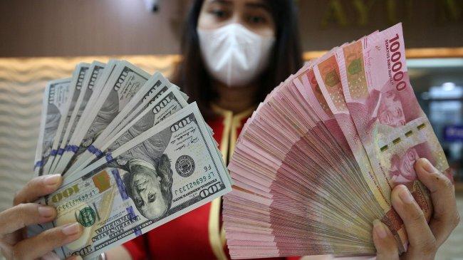 Berikut Kurs Dollar Hari Ini di Bank Mandiri, BRI, BNI dan BCA, Cek Sebelum Lepas Rupiah