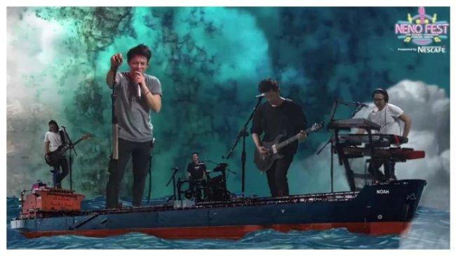 Chord Gitar & Lirik Lagu Badai Pasti Berlalu - NOAH: Matahari Segera Berganti