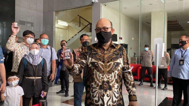 Hari Terakhir di KPK, Novel Baswedan Bantah Bertemu Jokowi, hingga Buka Suara soal Tawaran ASN Polri