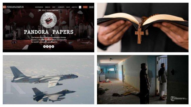POPULER Internasional: Laporan Investigasi Pandora Papers | Afghanistan Terancam Gelap Gulita