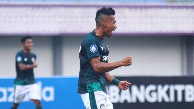 Hasil BRI Liga 1 2021: Nufiandani Cetak Gol Penyelamat, PS Tira Tahan Imbang Madura United 1-1