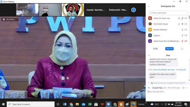 Nur Endang Abbas: Sultra Siap Menyambut Tamu Peserta HPN 2022