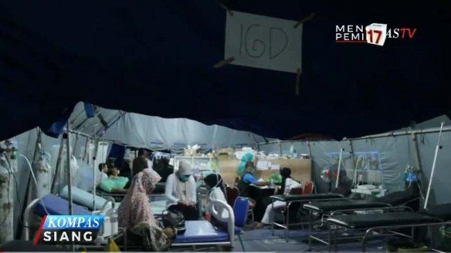 Obat Jadi Kebutuhan Utama Pengungsi Gempa Aceh