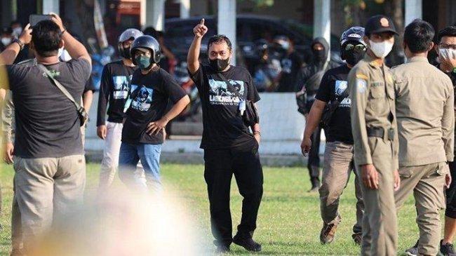 Kronologi Oknum Suporter Geruduk dan Bubarkan Latihan AHHA PS Pati di Karanganyar