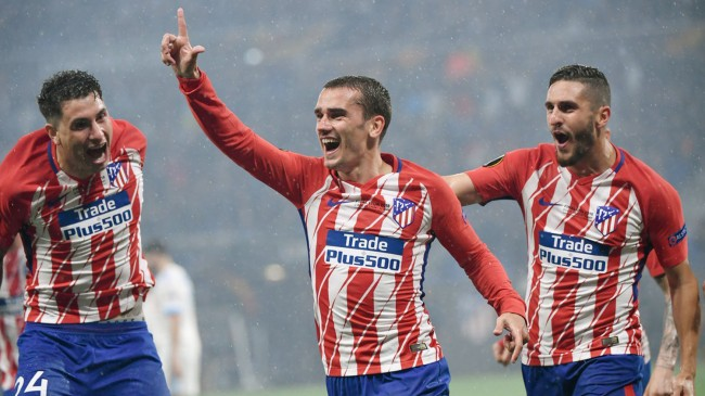 Antoine Griezmann Lengkapi Puzzle Atletico Madrid, Tandem Suarez-Joao Felix dan Simeone Kian Solid