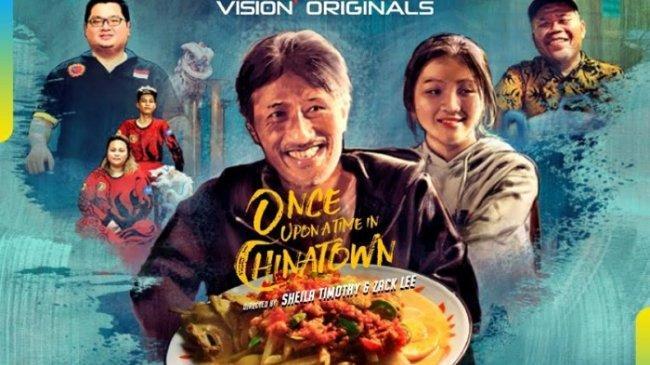''Once Upon a Time in Chinatown'' Episode 2 Angkat Kisah Rumah Makan Ketupat Cap Go Meh Gloria 65