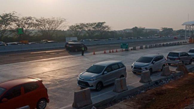 Berlaku Hingga Senin, One Way Arus Balik Lebaran Mulai dari Semarang Hingga Cikampek