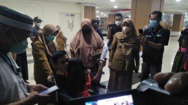 Dokter Beberkan Kondisi Mata Bocah di Gowa yang Dilukai Sebagai Bagian Ritual Pesugihan