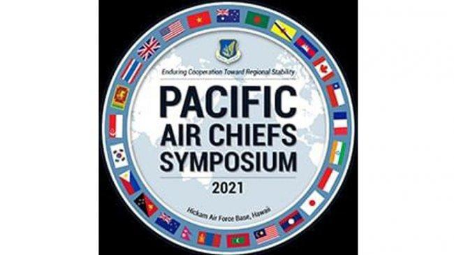 KSAU Hadiri Pacific Air Chief Symposium 2021 di Hawaii Amerika Serikat