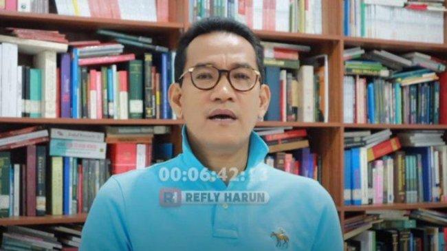 Minta Catat Menteri yang Kerap Tampil di TV, Refly Harun Singgung Satu Nama: Bisa Menggerakkan BUMN