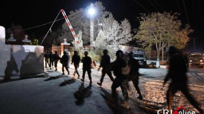 48 Orang Tewas Setelah Militan Taliban Serang Akademi Kepolisian Pakistan