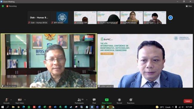 Pandemi Covid-19 Dorong Inovasi Layanan Digital BPJS Kesehatan