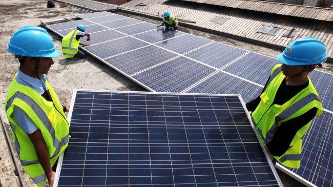 Perkuat Model Bisnis Hijau dengan Pakai Solar Panel di Fasilitas Produksi