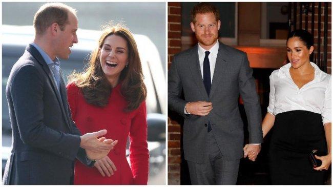 Dugaan Bullying Pangeran William Disebut Jadi Penyebab Harry-Meghan Keluar dari Kerajaan Inggris