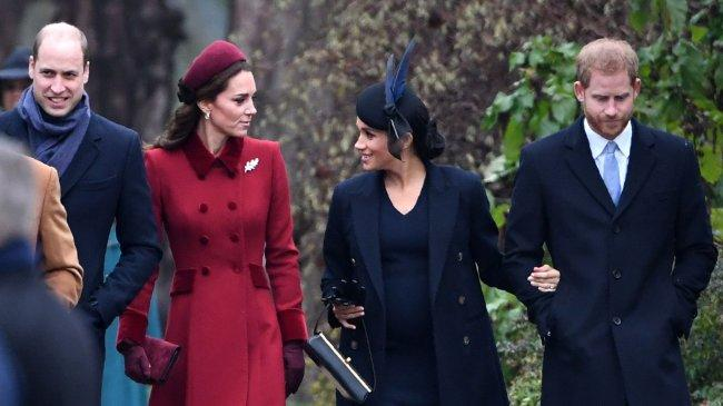 Dugaan Bullying Pangeran William Disebut Jadi Penyebab Harry-Meghan Hengkang dari Kerajaan Inggris
