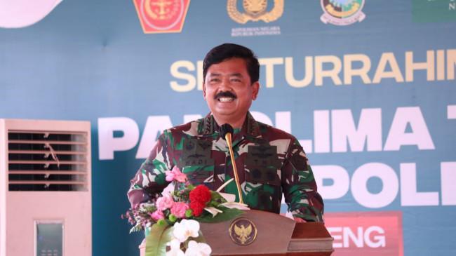 Dialog Dengan Warga di RSNU Banyuwangi, Panglima TNI Bahas Peran Strategis Ulama Hingga Umara