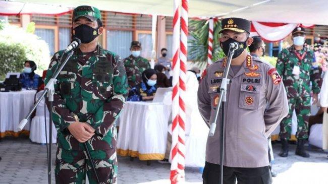 Panglima TNI Minta Jajarannya Dukung Pemda NTB Atasi Pandemi Covid-19