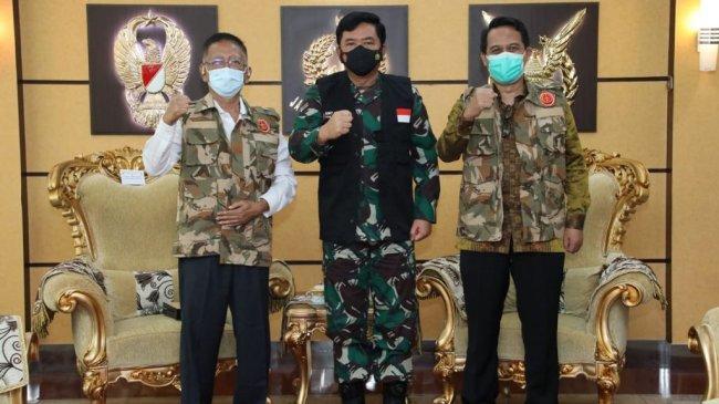 TNI dan IDI Bahas Percepatan Vaksinasi Dalam Penanganan Pandemi Covid-19