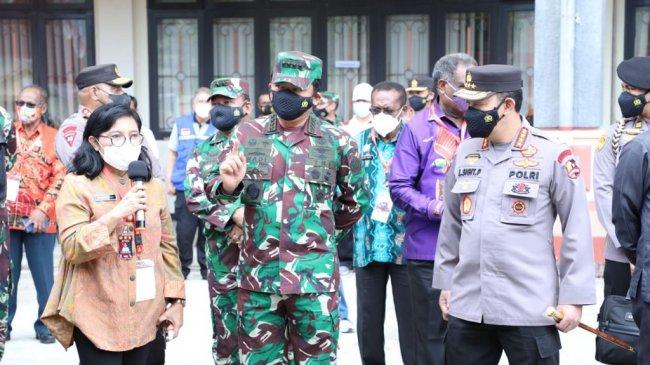 Kapolri: 10 Wilayah di Kalimantan Barat Masih Berstatus PPKM Level 3