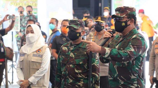 Panglima TNI: Kalau Dulu Kita Masuk Angin Kerokan, Sekarang Kalau Greges Segera ke Puskesmas