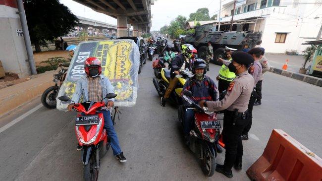 Langgar PPKM Darurat, 103 Perusahaan di Jakarta Disegel Sementara