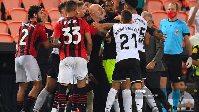 Plus Minus Kekalahan AC Milan Lawan Valencia - Kessie Punya Deputi, Nasib Tak Mujur Lord Krunic