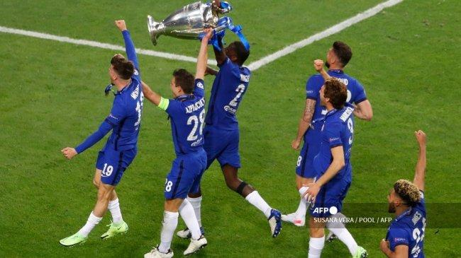 Usai Trofi Liga Champions Terbitlah Euro 2021, 7 Pemain Chelsea Berebut Kawinkan Gelar Juara Eropa