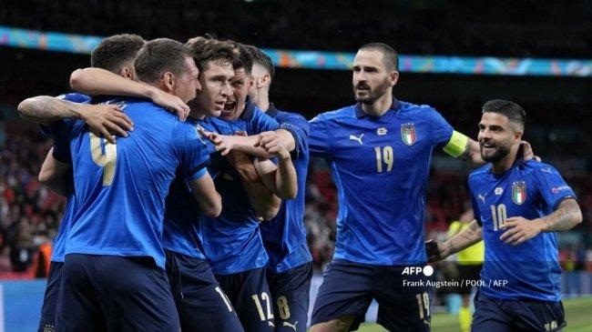 Jadwal Euro 2021 Malam Ini, Perempat Final, Belgia vs Italia, Swiss vs Spanyol di Mola TV