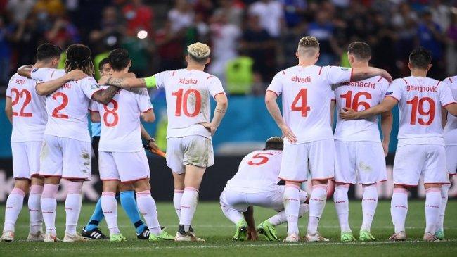 11 Pemain Swiss di Euro 2021, Gelandang Kreatif Steven Zuber hingga Kiper Pahlawan Sommer