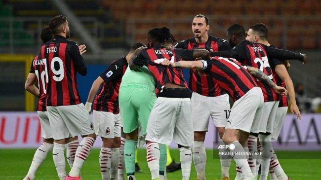 Bukan Lagi Unggulan, AC Milan Berlabel Kuda Hitam di Perebutan Scudetto Liga Italia