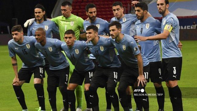 Prediksi Line-up Uruguay vs Kolombia di Copa America 2021, Adu Tajam Suarez-Cavani dan Muriel-Zapata