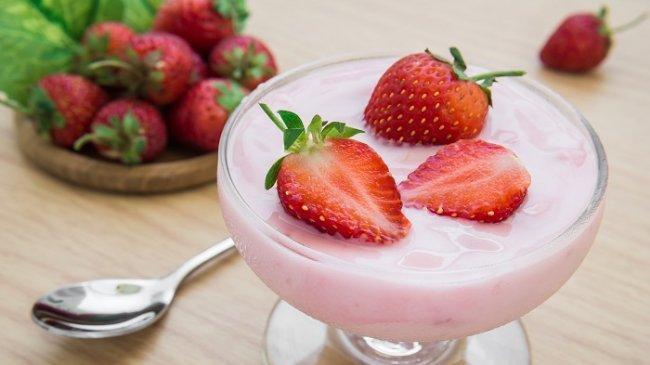 Yogurt Jadi Camilan Sehat, Ketahui Manfaatnya Bagi Kesehatan Tubuh