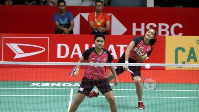 Hasil Piala Uber 2021: Nita Violina/Putri Syaikah Kalah, Indonesia Makin Tertinggal 0-4 dari Jepang