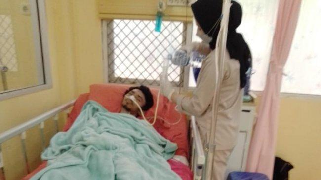 Driver Online Tulang Punggung Keluarga Itu Kini Koma karena Penyakit Ginjal, Paru-paru dan Otak
