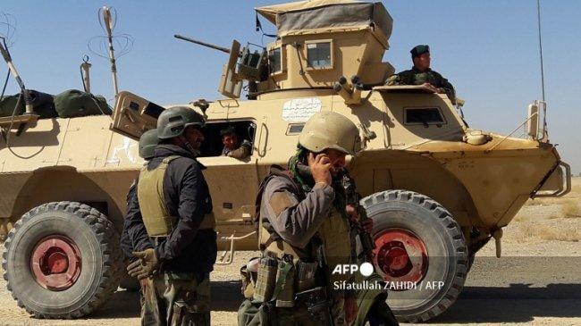 Taliban Kibarkan Bendera di Area Vital, Kuasai Perbatasan Afghanistan dan Pakistan