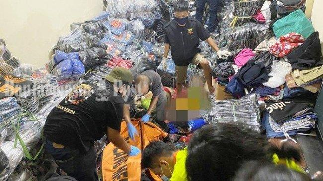 Fakta-fakta 3 Jasad Tertimbun Pakaian di Banjarmasin, Masih Satu Keluarga, Ini Hasil Visum Korban
