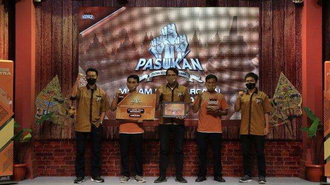 """Tangguh Hadapi Pandemi, Jawara Patra Berikan Pelatihan untuk Komunitas Binaan lewat """"Pasukan"""""""