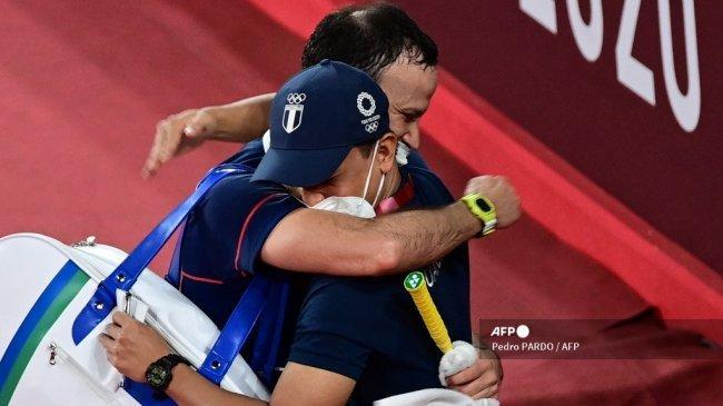Kevin Cordon Persembahkan Kesuksesan di Olimpiade Tokyo 2021 untuk Mendiang Kakaknya